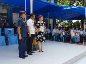 Congratulations Mayor Nora T. Modomo, for another award at the 116th PNP Anniversary celebration at Camp Macabulos, Tarlac (5)
